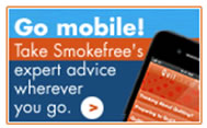 smart phone applications to help you quit smoking. information at http://smokefree.gov/apps/